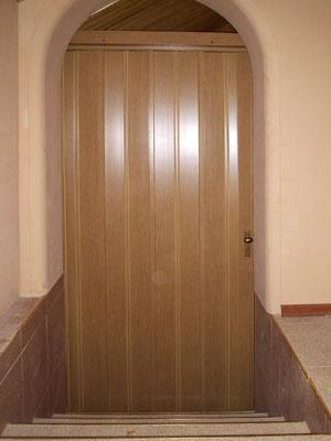 Фото полукруглый гармошка ангары - Межкомнатные двери,двери гармошка (купить, продать, услуги, бартер и др...