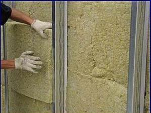 утеплитель стен под сайдинг