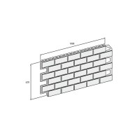 solid-brick-panel